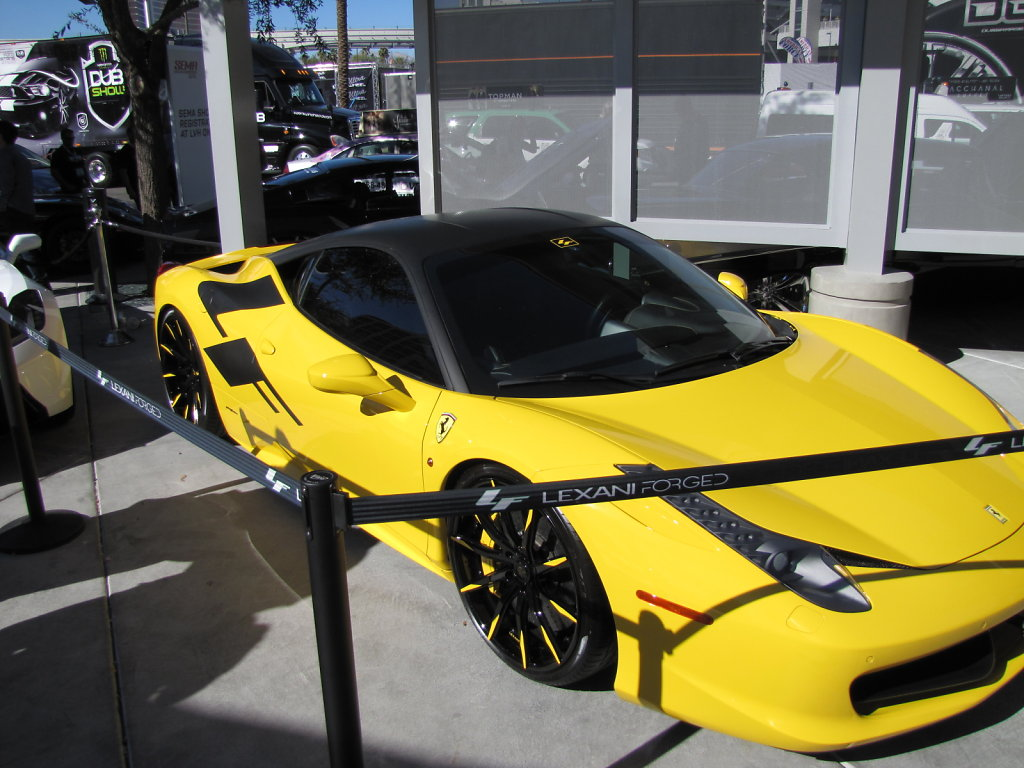 Exotic Supercars and Race Cars