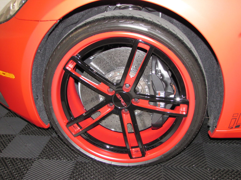 Wheels, Tires and Brakes
